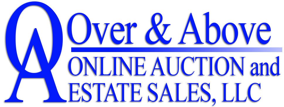 Over & Above Online Auction and Estate Sales, LLC