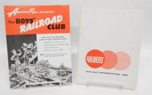 Gilbert Catalogs