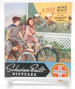 Vintage Schwinn Bicycle Brochure