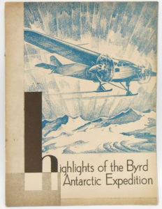 Admiral Byrd - Antarctic