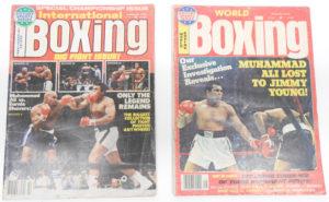 Muhammad Ali Magazines