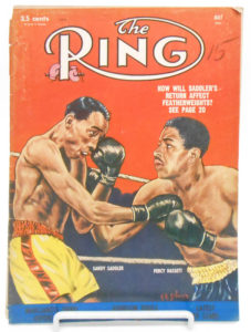 Early Boxing Magazines