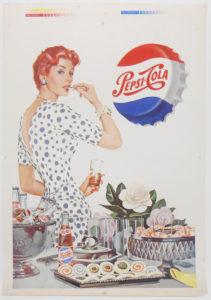 Pepsi Advertising Poster