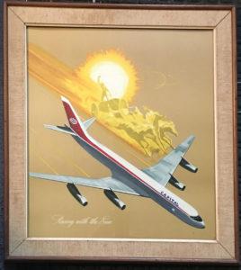 Boeing Illustrator Art